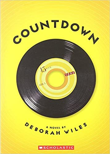 Image result for Countdown (The Sixties Trilogy #1) by Deborah Wiles