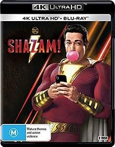 Shazam!  (4K Ultra HD + Blu-ray)