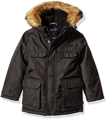 Nautica Water Resistant Expedition Parka