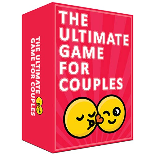 The Ultimate Game for Couples - Great Conversations and Fun Challenges for...