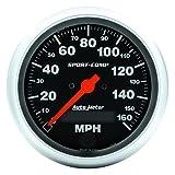 Auto Meter 3988 Sport-Comp Electric Programmable Speedometer