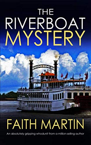 THE RIVERBOAT MYSTERY an absolutely gripping whodunit