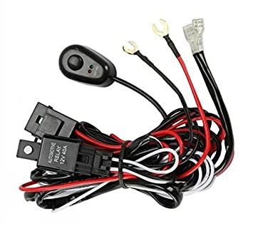51eQ9QhqocL._SX355_ amazon com prime choice auto parts wh840ab light bar wiring automotive wiring kits at readyjetset.co