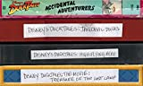 DISNEY'S DUCKTALES ***V H S*** MOVIE COLLECTION- (4 --V H S--TAPES)