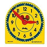 JUDY PLASTIC CLOCK CLASS PK 6-PK