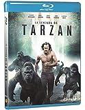 La Leyenda De Tarzán [Blu-ray]