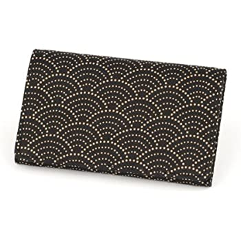 Beige Lacquer Deerskin Business Card Case eoHU0