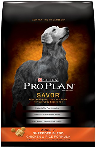 Purina Pro Plan SAVOR Adult 7+ Shredded Blend Chicken & Rice