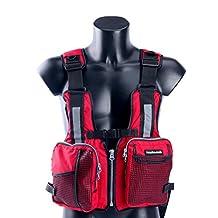 Amairne-made Boat Aid Sailing Kayak Fishing Life Jacket Vest - D11