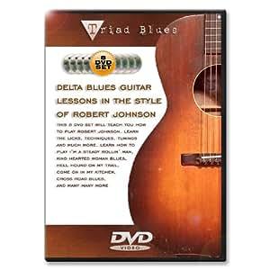 Triad Blues _ Delta Blues Guitar Lessons