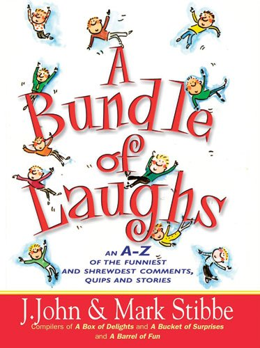 Download A Bundle of Laughs: An A-Z of the Funniest and Sharpest Comments, Quips, and Stories pdf