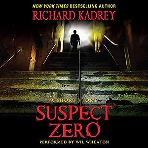 Suspect Zero Audiobook