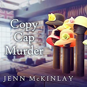 Copy Cap Murder Audiobook