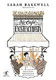 capa de No Café Existencialista