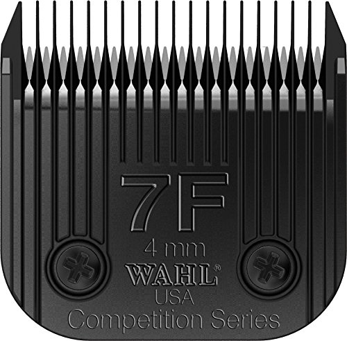 Wahl Professional Animal 7F Ultimate Competition Series Detachable Blade #2368-500 by Wahl Professional Animal