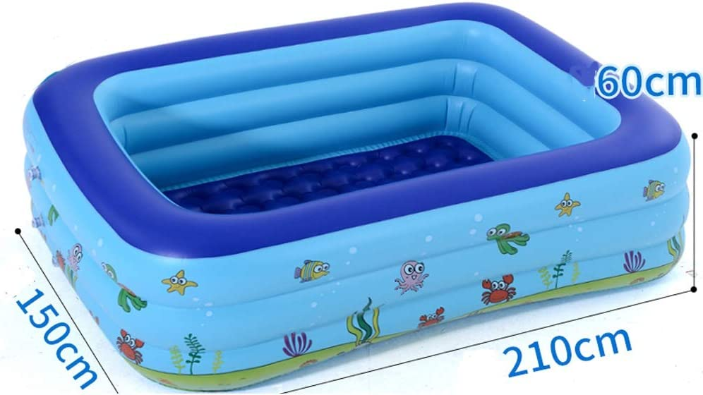 Mlshbt bathtub Piscina Infantil Piscina Hinchable Hinchable ...