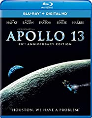 Nominated for nine Academy Awards, including Best Picture, Apollo 13 is the inspiring and riveting story of the real-life space flight that gripped the nation and changed the world. It had been less than a year since man first walked on the m...