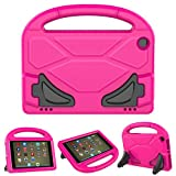 PC Hardware : Amazon Fire HD 8 Kids Case -Roasan Light Weight Shockproof Handle Friendly Stand All-New Fire HD 8 Display Tablet (7th 2017/6th 2016) (Kindle Fire HD 8, Pink)