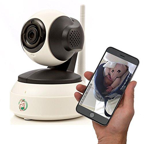 - Video Baby Monitor - Nanny Camera with WiFi - Wireless Surveillance Monitors