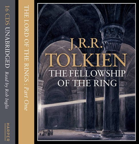 The Fellowship of the Ring - Audio CD by J. R. R. Tolkien (2002-10-21) (Fellowship Of The Ring Audiobook compare prices)