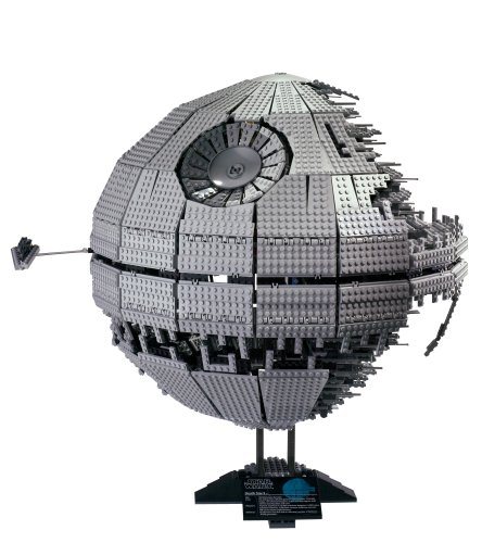 51eQFjfYlDL - Lego Star Wars Death Star 2