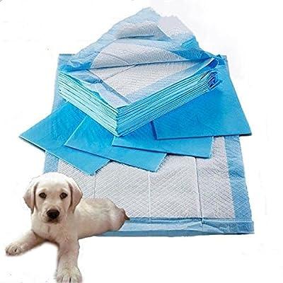 HYHY-O-O - 200 Almohadillas de Entrenamiento para Inodoro DE 60 x 60 cm, para Cachorro, Perro, Gato o Gato