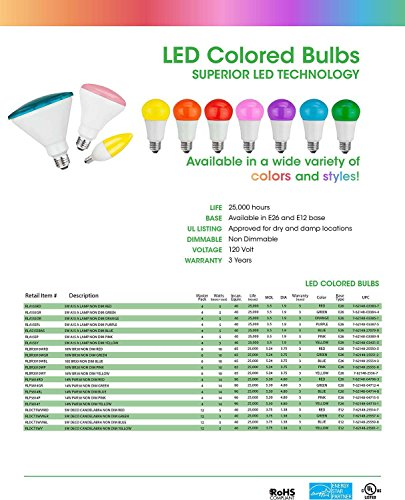 TCP-40-Watt-Equivalent-LED-Light-Bulbs-Non-Dimmable