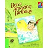 Ben's Amazing Birthday, Richard Brown, 0521752590