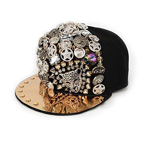 5271b012c26 AStorePlus Cutest Metal Snapback Hat