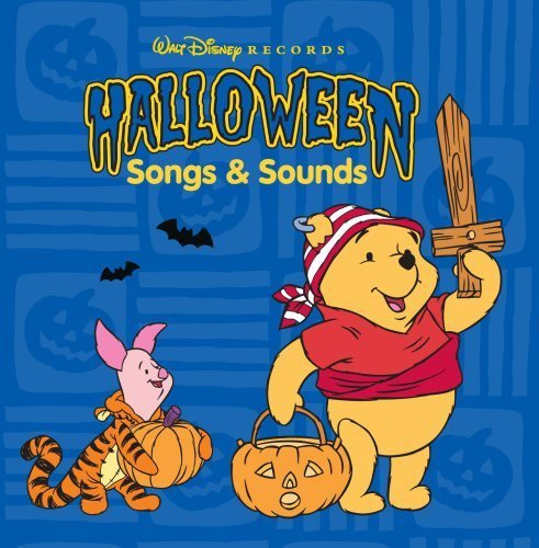 Halloween Songs & Sounds by Various -