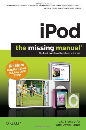 Price comparison product image iPod: The Missing Manual