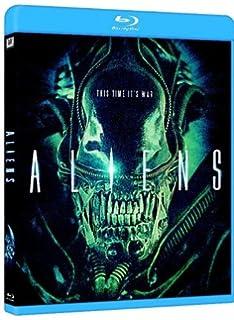 Aliens Boxset Steelbook (6 discos) [Blu-ray]: Amazon.es: Sigourney Weaver, Tom Skerritt, John Hurt, ¿Michael Fassbender, ¿Noomie Rapace, Katherine Waterston, ¿Billy Crudup, Danny Mcbride, Ridley Scott, James Cameron, David Fincher, Jean-Pierre Jeunet ...