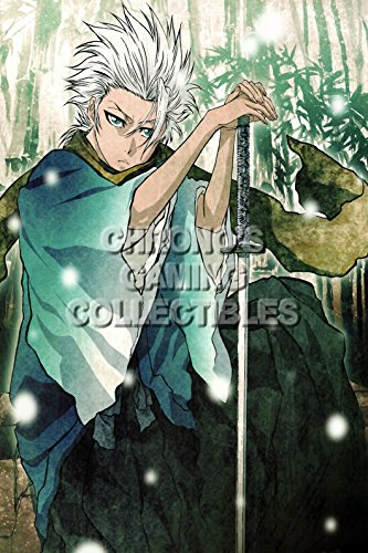 CGC Huge Poster - Bleach Anime Bur?chi - Toshiro Hitsugaya