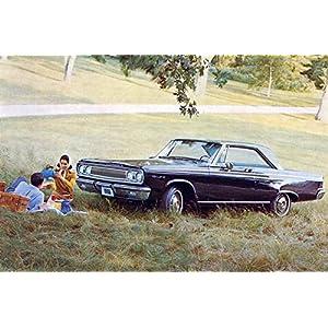 1965 Dodge Coronet 440 Factory Photo