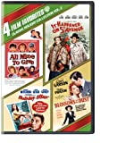 4 Film Favorites: Classic Holiday Vol. 2 (All Mine to Give, Blossoms in the Dust, Holiday Affair, It Happened on 5th Avenue)
