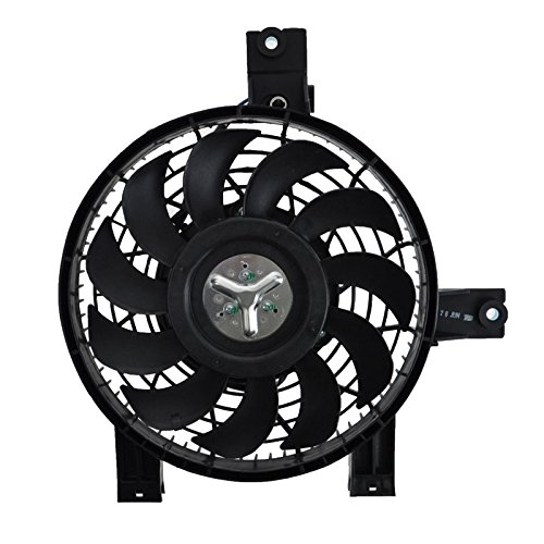 A/C Air Conditioning Condenser Cooling Fan for 98-02 Land Cruiser Lexus LX470