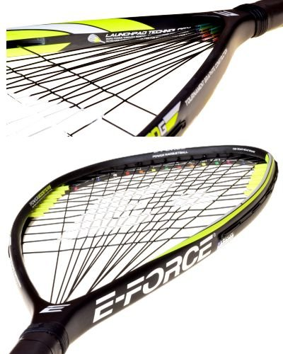 E-Force Lethal Reload 175 Racquetball Racquet-3 5/8