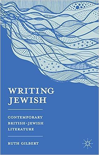 Writing Jewish: Contemporary British-Jewish Literature