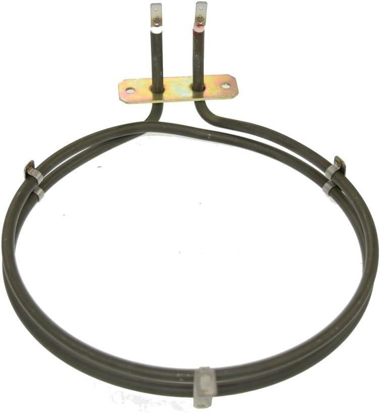 Smeg - Elemento calefactor de repuesto para ventilador de horno ...