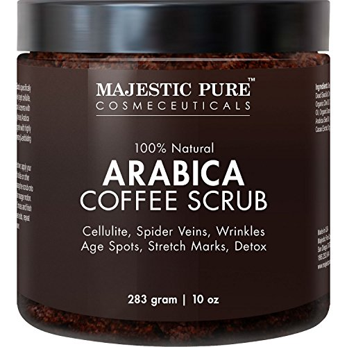 Coffee Face Scrub For Acne - 3