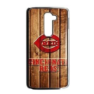 MLB - Cincinnati Reds - Cincinnati Reds Game Ball - Custom Case for LG G2 by ruishername