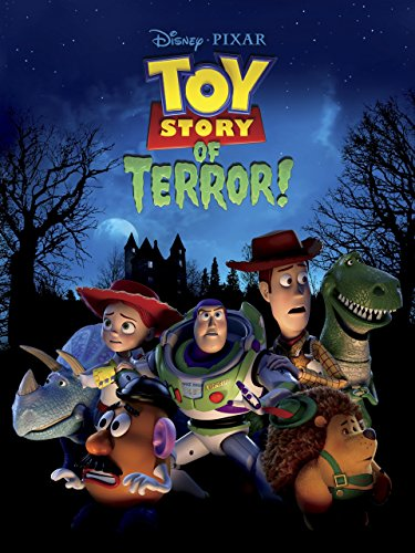 Toy Story of Terror! Compilation (Plus Bonus Features) ()