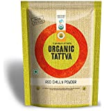 Organic Tattva Red Chilli Powder, 100g