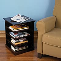 The Organized Readers End Table