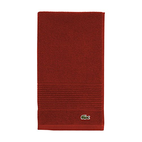 Lacoste Legend Towel, 100% Supima Cotton Loops, 650 GSM, 16