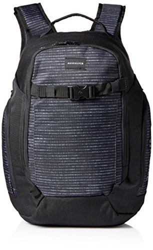Quiksilver Men's Backwash Backpack, Black, One Size Review