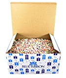 Cereal Charms Marshmallows, Assorted Dehydrated Bits in Resealable Bulk Bag by Blue Ribbon, 2.5 Lbs