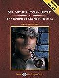 The Return of Sherlock Holmes (Tantor Unabridged Classics)