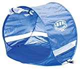 RIO Gear Rio Brands Portable Baby Beach Sunshade Shelter Tent with Mesh Windows to Keep it Breezy and Sand Pockets to Help Keep it Sturdy plus 10'' Stakes for Added Security