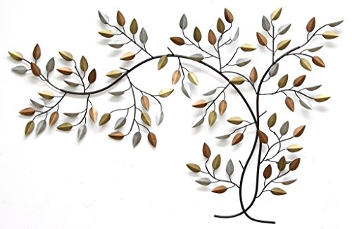 Stratton Home Decor SHD0012 Tree Branch Wall Decor (Sculptures Tree Wall)